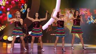 met alle kleuren is de derde liveshow met een gigantisch feest ingezet   k3 zoekt k3   vtm