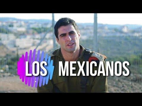 VÍDEO: Esto piensa un soldado Israelí de los Mexicanos!