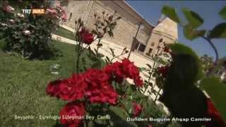 Dünden Bugüne Ahşap Camiler (Beyşehir Eşrefoğlu Süleyman Bey Camii) TRT Avaz