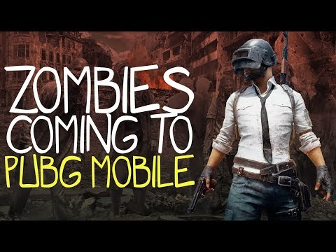 PUBG Mobile Zombies Mode Release Date Confirmed, Launching With 0 11