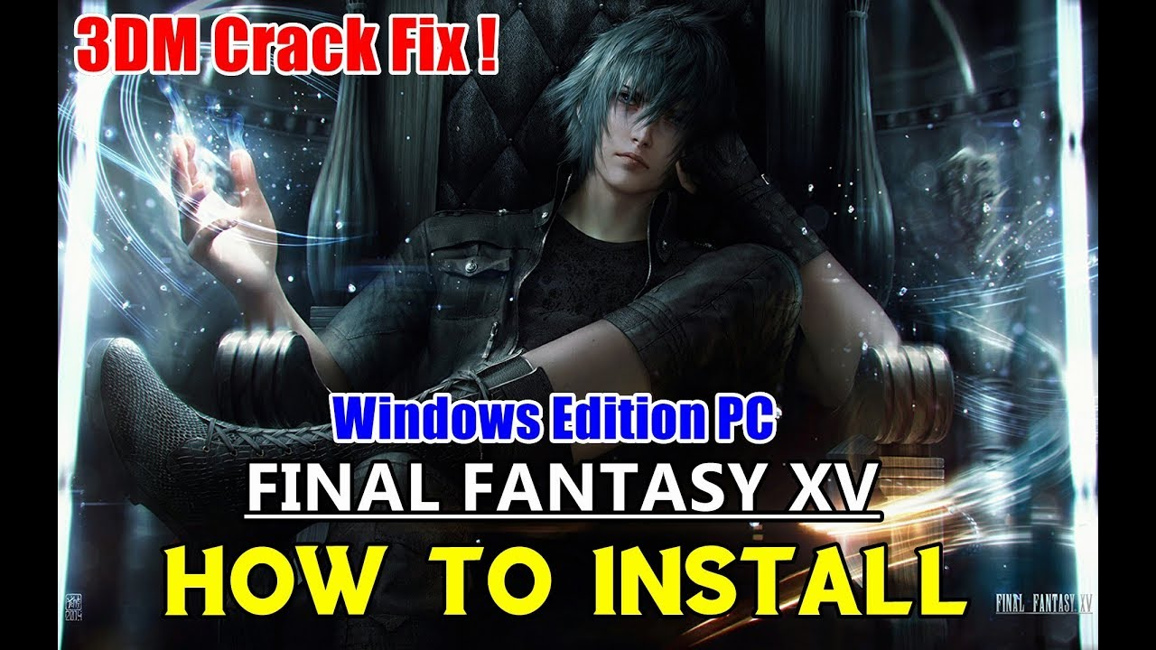 how to install 3dm games