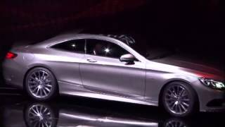 Mercedes-Benz 2015 S-Class Coupe World Premiere - Geneva Auto Show 2014
