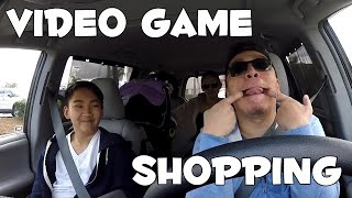 Video Game Shopping with Sick Boys [LEGO - Skylanders]