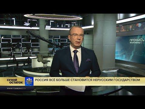 Юрий Пронько: Россия всё больше становится нерусским государством
