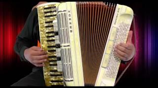 Polka Szabasówka - akordeon Hohner Morino IV M - po naprawie i strojeniu w serwisie Tadeusza Łandy