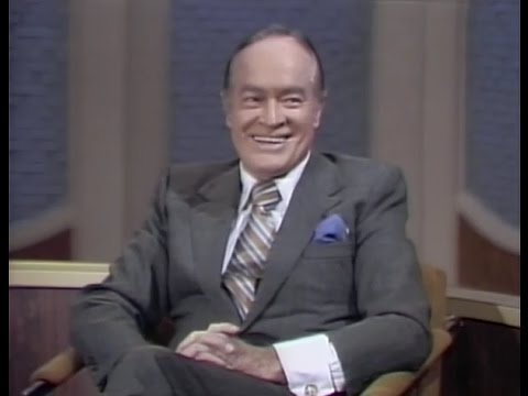 Bob Hope Dick Cavett 1972