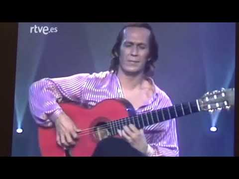The Golden Age of Paco de Lucia / Ruben Diaz flamenco guitar teacher Spain / Learn online on Skype