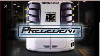 How to get to guarded access on thermo king