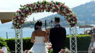 Essenza Eventi® - Актер-Регистратор  Символическая свадебная церемония