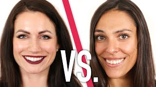 Makeup Lover Vs. Makeup Hater