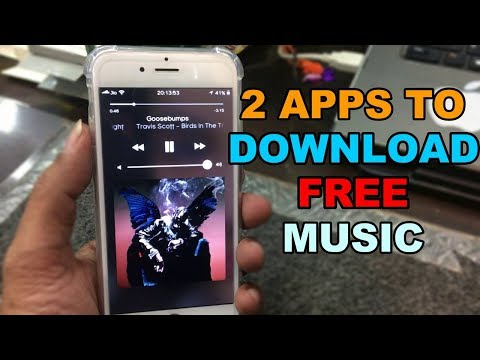 TOP 2 Best Apps to Download Free Music on Your iPhone (OFFLINE MUSIC) | 2017 #4