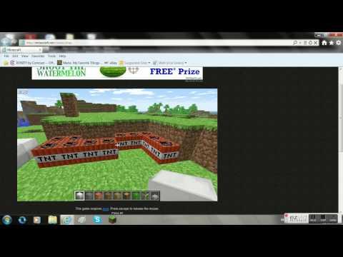 Minecraft Classic FREE!