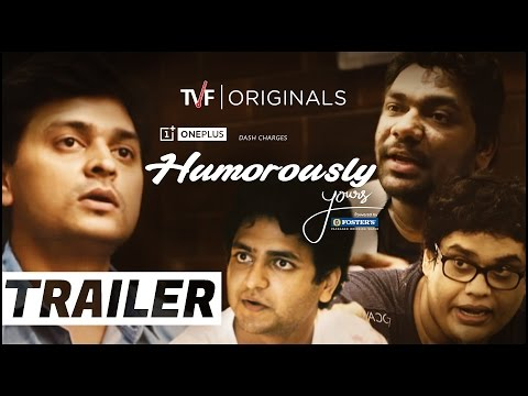 trailer humorously yours official latest