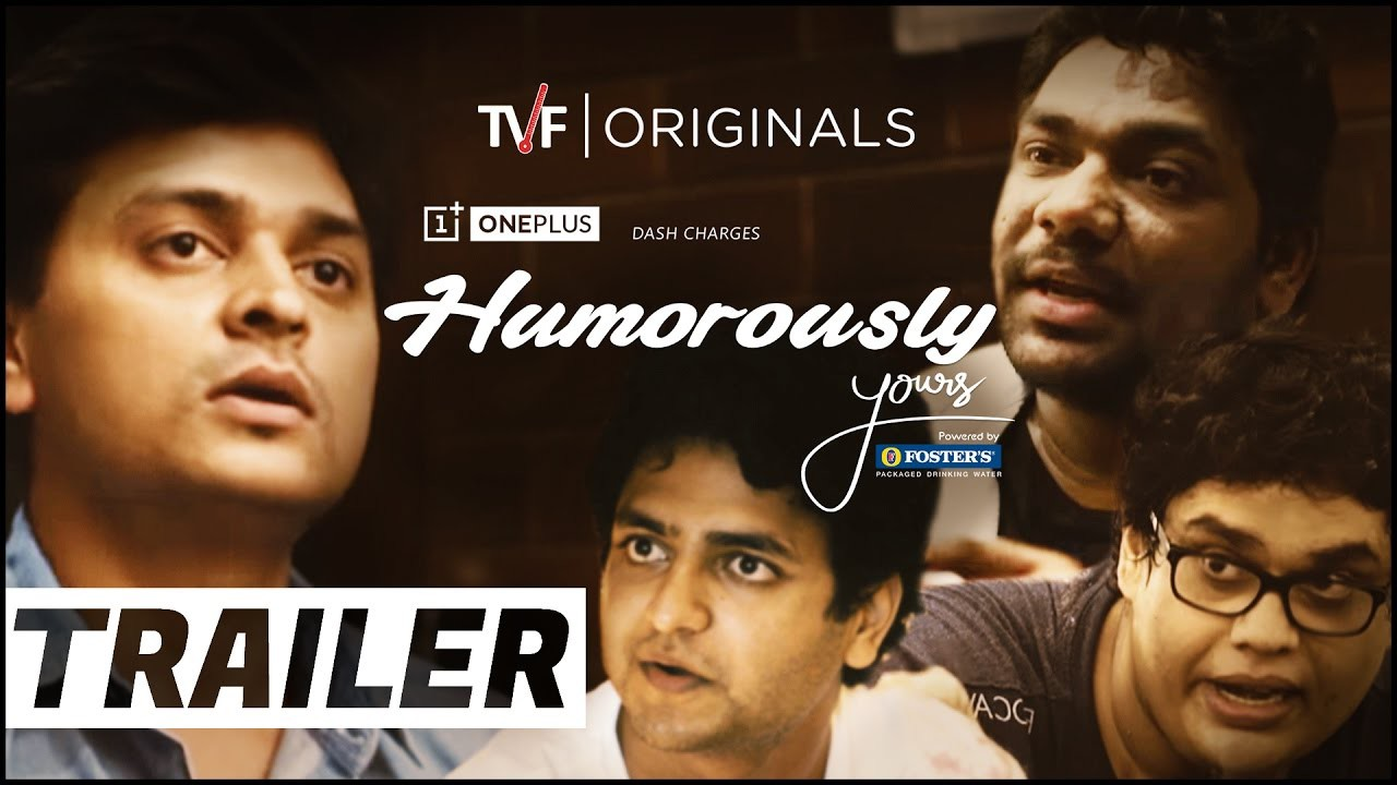 humorously tvf yours season
