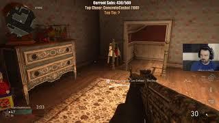 Call of Duty: WW II TDM gameplay March 12, 2018 pt3
