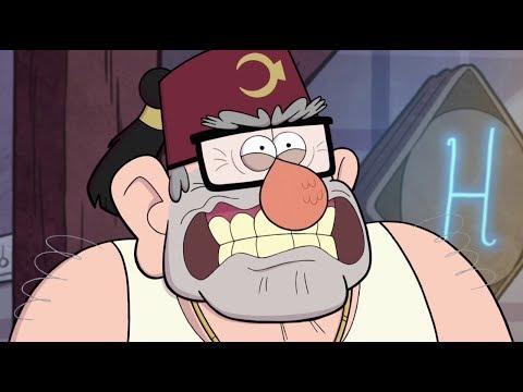 Gravity Falls - The Best Of Grunkle Stan (Season 1)