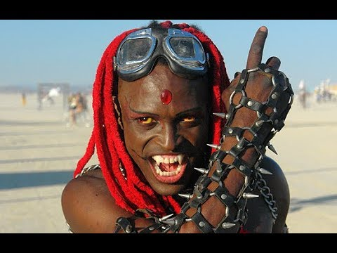 All Cultures Are Beautiful #6 - The Vampire Doctors of Malawi