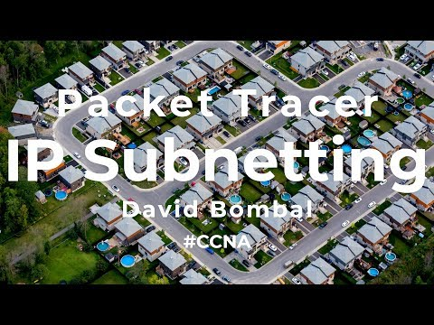 IP Subnetting Explained: Packet Tracer Labs. Answers Part 1