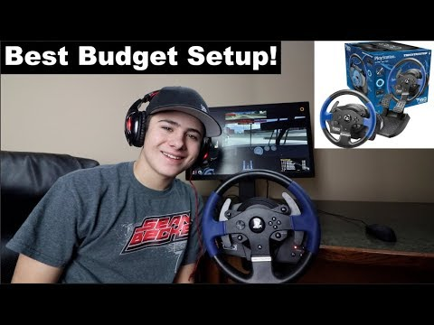The Best Budget Setup for iRacing!