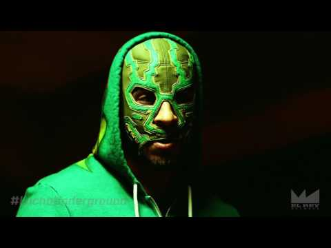 """El Dragon Azteca Jr. Challenges Matanza - """"Lucha Underground"""" 319"""