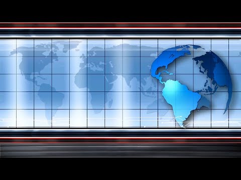 News Background Video Effects - Free