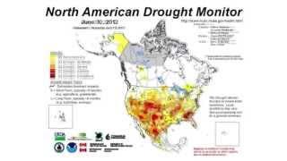 Drought Maps 2013