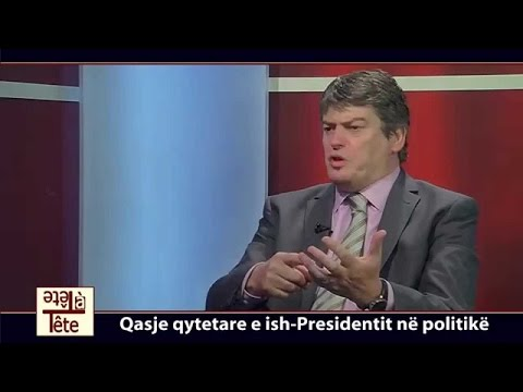 A1 Report - Tete a Tete, ne studio Bamir Topi (10 qershor 2014)