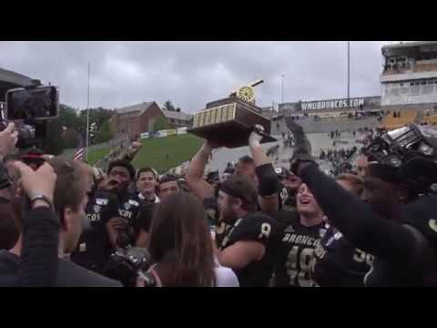 WMU Football Vs Central Michigan Game Highlights