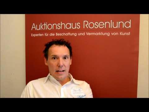 Auktionshaus Rosenlund Antikmarkt Louisen Arkaden