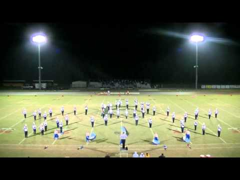 Chipley high School Band 10 2 2015