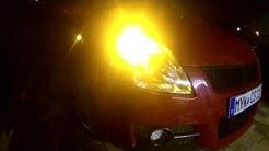 Glühbirne Blinker Orange