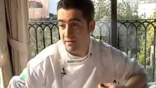Gorka Txapartegi Restaurante Alameda Hondarribia