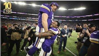 Top 10 Moments in Minnesota Vikings History ᴴᴰ