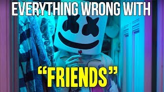 Everything Wrong With Marshmello Ann-Marie FRIENDS.mp3