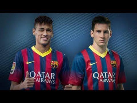 Messi Neymar - Mejores Jugadas Y Goles