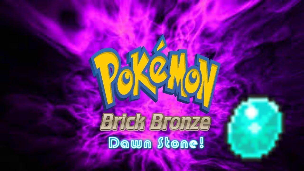 Roblox Pokemon Brick Bronze Extras How To Get Dawn Stone Youtube