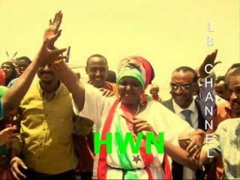 Maryan Mursals  Visit in Hargeisa