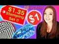 $1 STAMPING NAIL ART Part 3. $1.35 STAMPING KIT?! Aliexpress Stamping Polish, Plates & Stampers.