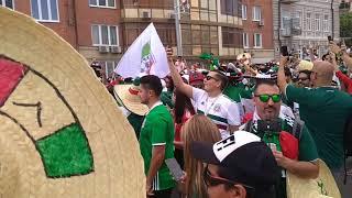 Мексиканский карнавал в Ростове на Дону