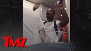 'Straight Outta Compton' Star Jason Mitchell Blows Up on Delta Staff for Double Booking | TMZ