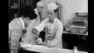 Buster Keaton- Soda Fountain