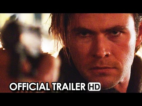 Blackhat Official Trailer #2 (2015) - Chris Hemsworth HD
