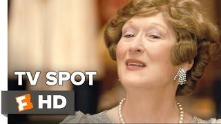 Florence Foster Jenkins TV SPOT - Inspired (2016) - Meryl Streep Movie