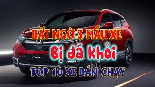 Gambar cover ✅ Bất ngờ với 3 mẫu xe hot bị đá khỏi Top 10 xe bán chạy 👉Thị trường ô tô xe máy
