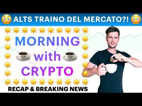 bitcoin del mercato del mercato