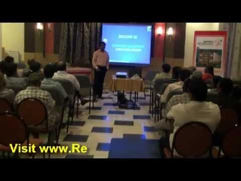 Real Estate Presentation by Abhinandan TS in Bangalore.wmv