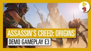 Assassin's Creed Origins: Demo Gameplay del E3 2017