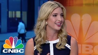 Ivanka Trump on Work Life Balance | CNBC