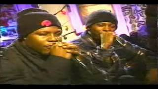 GZA   Liquid Swords Live On Squirt TV