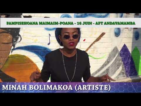 MINAH BOLIMAKOA - Fête de la Musique 2018 AFT